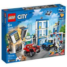 LEGO City Police Station NEW