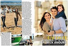 Coupure de presse Clipping 2011 (2 pages) Jean Pascal lacoste