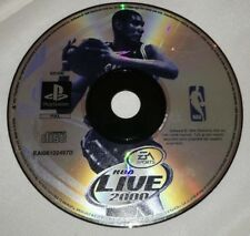 NBA LIVE 2000 Ps1 psx Sony PlayStation gioco game prima stampa EA sports basket