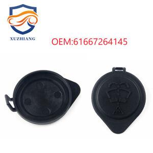 Plastic Auto Windshield Washer Tank Cap Cover For BMW E46 E90 E88 E39 E60 X3 X5