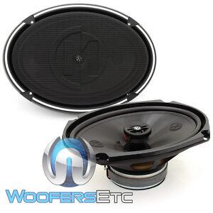 "MEMPHIS PRX692 6"" X 9"" CAR AUDIO 2-WAY PEI DOME TWEETERS COAXIAL SPEAKERS NEW"