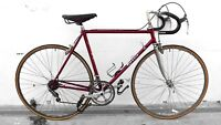 Rossin Campagnolo super record race Columbus bike years' 76 (colnago era)