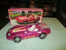 1976 BARBIE STAR VETTE with BOX  for parts