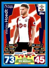 Match Attax 17/18 Wesley Hoedt Southampton No. 240