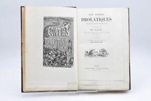 Les Contes drolatiques / BALZAC, Honoré de - DORE, Gustave / 1873