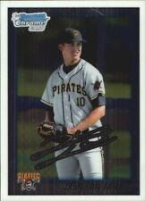 2010 Bowman Chrome Draft Prospects #BDPP79 Jameson Taillon Pittsburgh Pirates