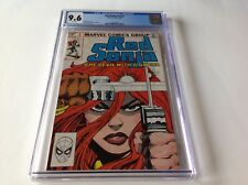 RED SONJA V3 1 CGC 9.6 WHITE PAGES TOM DEFALCO DAVE SIMMONS MARVEL COMICS