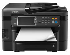 Epson WorkForce WF-3640 All-in-OneColor Inkjet Printer Copier Scanner