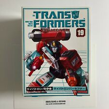 Takara Transformers G1 Collection # 19 Perceptor MIB New Sealed