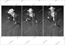 Hank Williams III 3rd UNIQUE CANDID 3-FRAME PHOTO SEQUENCE 2002 From Orig Negs