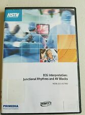 HSTN DVD ECG INTERPRETATION JUNCTIONAL RYTHMS AND AV BLOCKS 201-0579 PRIMEDIA
