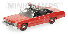 Dodge Monaco 1974 Fire Chief 1:43 Minichamps 400144790 Modellino Diecast