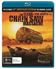 The Texas Chainsaw Massacre (Ultimate 40th Anniversary Blu-Ray