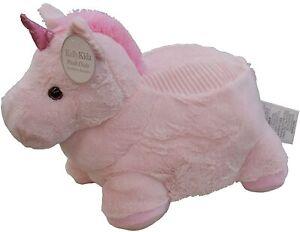 "Kelly kIDZ 23"" Plush Animal Chair Unicorn (Pink)"