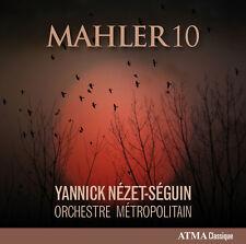 Mahler / Orchestre Metropolitain / Nezet-Seguin - Mahler 10 [New CD]