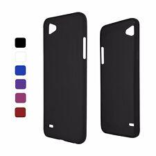 Hülle Matt für LG Q6 - Q6 Alpha/Q6 Plus Schutzhülle Tasche Cover Handyhülle Case