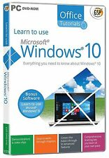 Microsoft Windows 10 Operating System Software