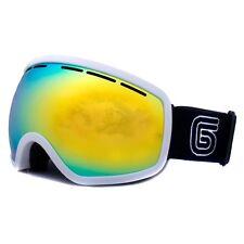 Grayne MTN Whiteout Goggle w/Goldrush Anti-Fog Lens and Bonus Night Lens!
