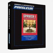 Pimsleur Spanish Level 1 CD: Learn to Speak and Understand Latin American Spanis
