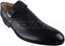 ZENOBI MONK STRAP LOAFERS BLAKE EU SIZE 41 ITALIAN HAND CRAFTED SHOES