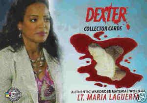 Dexter season 1-2 : Lt Laguerta's jacket DC16