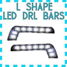 L BAR LUXURY LED DRL SMD LIGHT ULTRA HIGH POWER BAR DAYTIME DRIVING FOG TOYOTA