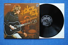 JOHNNY HALLYDAY / LP Double PHILIPS 6641 559 / 10-1976 ( F )