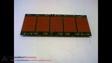 STATIC CONTROL AD-0952-001 REVISION B3-R CPU BOARD W/ RED LED DISPLAY