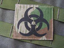 SNAKE PATCH ..:: BIO HAZARD ::.. Us camouflage éclat - SPLINTERTARN - ww2