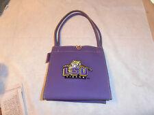 Lsu Tigers Girls Leather Type Purse Alan Stuart