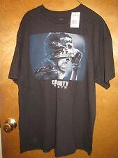 Men's XL Call of Duty Ghosts black t shirt 24.00
