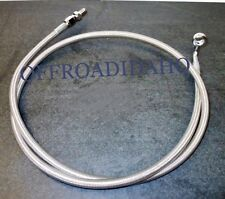 "SNOWMOBILE 6"" EXTENDED BRAKE LINE ARCTIC CAT M SERIES 2007 2008 2009 2010 2011"