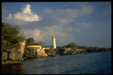 328085 Lighthouse Negril A4 Photo Print
