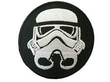 Star Wars Stormtrooper Ecusson avec scratch stormtrooper logo hook & loop patch