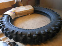 New Motorcycle Knobby Tire Kenda Trakmaster K-760 90 100 16 3.00-4.10 x 16