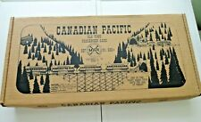 MODERN MARX OLD TIME CANADIAN PACIFIC PASSENGER SET 5192 X NIB