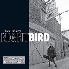 EVA CASSIDY NIGHTBIRD 2CD/DVD SET *** 13.11.15