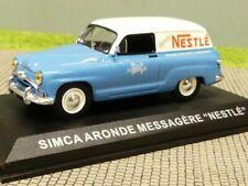 1/43 Simca Aronde Nestle