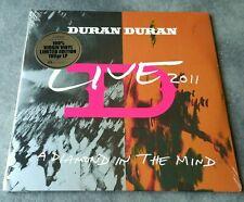 Duran Duran A Diamond In The Mind Live 2011 2 LP Sigillato
