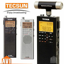 TECSUN PL-360 Mini Portable DSP ETM ATS FM-Stereo MW SW World Band Stereo Radio.