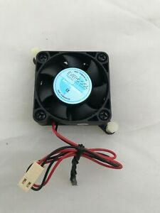 Evercool  4mm x 40mm x 10mm VGA Heatsink/Fan Cooler >>