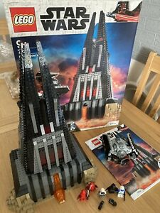 Lego Star Wars Darth Vader's Castle (75251) Boxed With Instructions