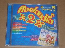 CRISTINA D'AVENA - FIVELANDIA 2 - CD COME NUOVO (MINT)