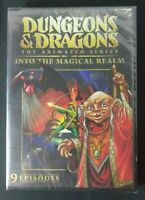 Dungeons & Dragons The Animated Series Into the Magical Realm