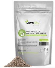 PowerNutri Shop 3lb Organic Black Chia Seeds