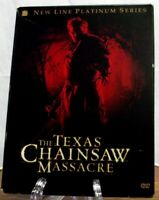 """""""Texas Chainsaw Massacre: 2-Disc Platinum Series""""(DVD,2004)~25% Off 4 Or More!"""