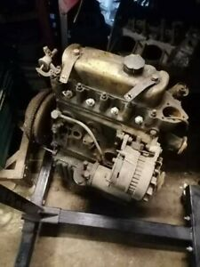 Classic Austin 1100 / Mini Engine and Automatic Gearbox not complete.