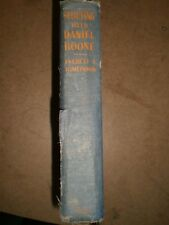Scouting with Daniel Boone illustrated by Norman Rockwell Boy Scouts Free Ship!