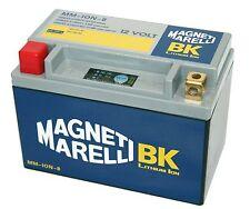 DMLIT8 BATTERIA LITIO MAGNETI MARELLI YTX9-BS Arctic Cat Quad DVX 400 2006