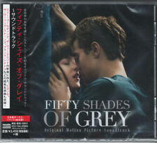 OST-FIFTY SHADES OF GREY-JAPAN CD F43
